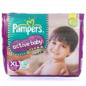 Diapers, Pants & Wipes